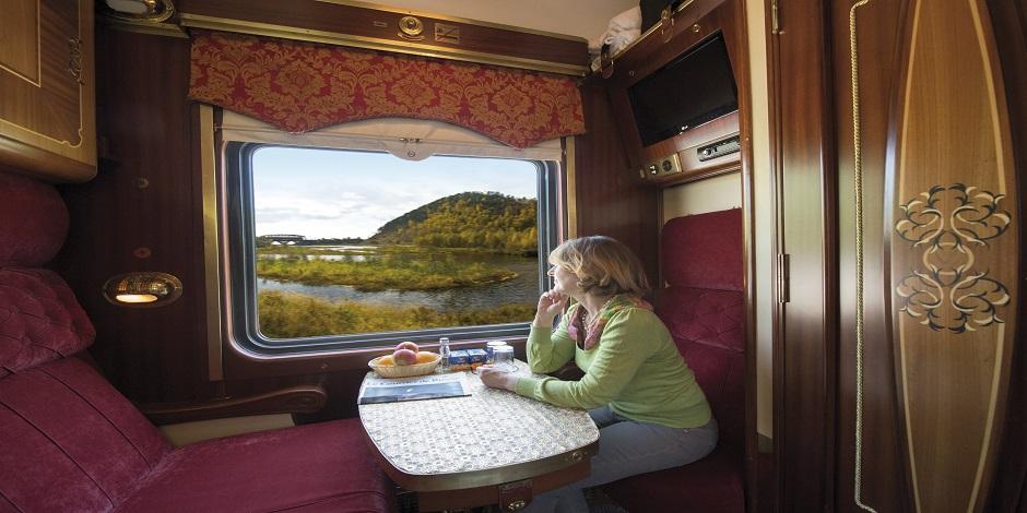 Catégorie Nostalgique confort le jour du Train Or des Tsars