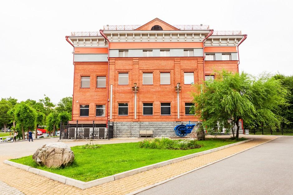 Musée régional de Khabarovsk