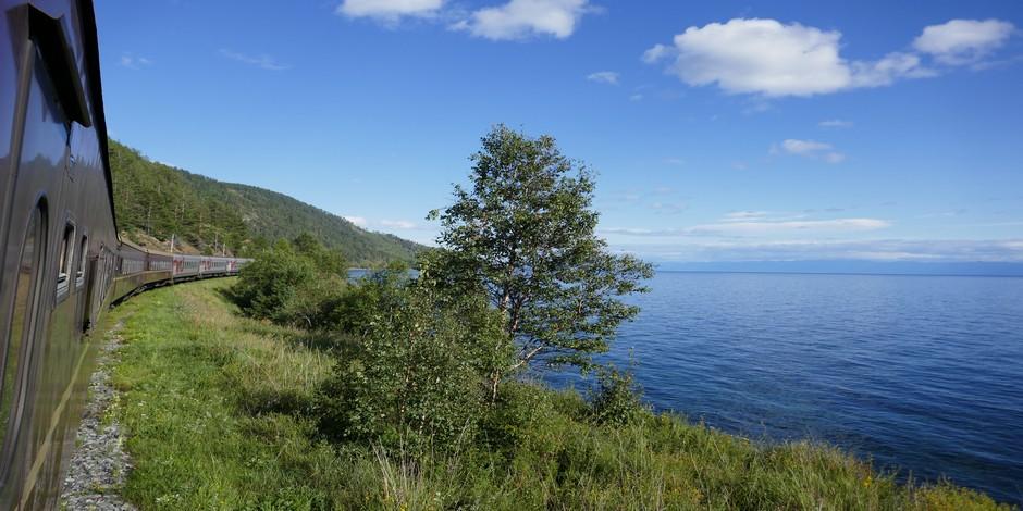 Train Lac Baikal